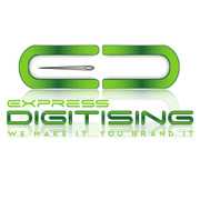 $15 Pro Embroidery Digitizing Get Your Logo Done Fastly‎